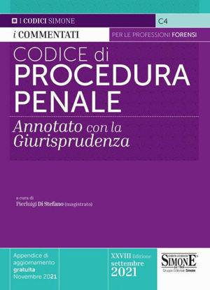 Immagine di CODICE DI PROCEDURA PENALE ANNOTATO CON LA GIURISPRUDENZA - VOLUME 28