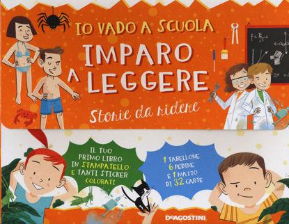 Immagine di IO VADO A SCUOLA IMPARO A LEGGERE: STORIE DA RIDERE