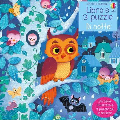 Immagine di LIBRO E 3 PUZZLE DI NOTTE