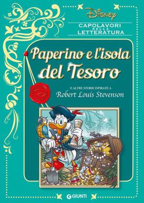Immagine di PAPERINO E L`ISOLA DEL TESORO E ALTRE STORIE ISPIRATE A ROBERT LOUIS STEVENSON