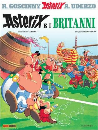 Immagine di ASTERIX E I BRITANNI