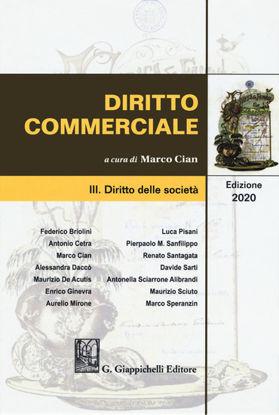 Immagine di DIRITTO COMMERCIALE 3°